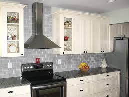 Glass Subway Tile Backsplash Kitchen Best 25 Gray And White Kitchen Ideas On Pinterest Kitchen