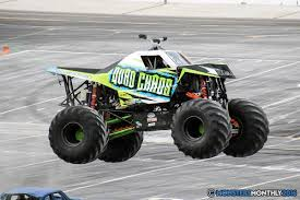 bigfoot king of the monster trucks image 18 monsters monthly thompson metal monster truck madness