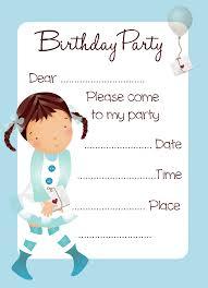 Invite Cards Invitation Cards For Birthday Party U2013 Gangcraft Net