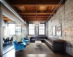 The Different Types Of Lighting In Industrial Interior Design - Warehouse interior design ideas