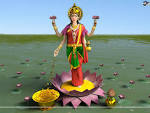 Goddess Laxmi Wallpaper #11 - Downloadable
