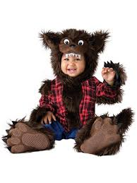tiger halloween costumes amazon com incharacter unisex baby wee werewolf costume clothing