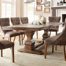 pedestal dining tables with extension with ideas hd pictures 6824