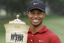 <b>Tiger Woods</b>. Total des gains: 59,4 millions de dollars - Tiger-Woods-Masters