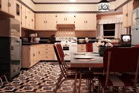 media arts u0026 animation eddie towns vintage 1950 u0027s kitchen