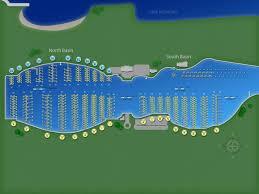 Chicago Parking Map by Burnham Chicago Harbors