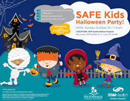 2015 safe kids halloween party