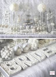Silver Centerpieces For Table Best 25 Bridal Shower Table Decorations Ideas On Pinterest