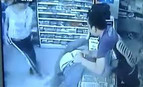 Wife & Husband BEAT UP Store Robbers!!!...Look Here!!
