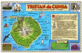 Africa Google Maps by Map Of Tristan Da Cunha Google Zoeken Tristan Da Cunha