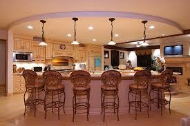 kitchen brown island distinctive kitchen open plan kitchen