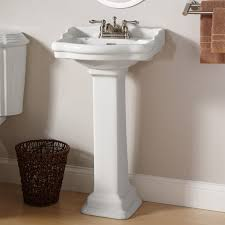 Tiny Bathroom Sinks Bathroom Gorgeous Glacier Bay Pedestal Sink For Outstanding