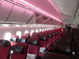 Virgin Baggage Fee Flight Review Virgin Atlantic 787 9 Economy Lhr To Jfk