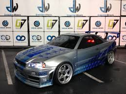 nissan skyline drift car tokyo drift oak man designs