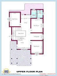 2 Bedroom 1 Bath Floor Plans Indian Style Two Bedroom House Plans Bedroom House Plans Designs