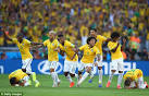 It could get nasty  Brazil boss Luiz Felipe Scolari has had his
