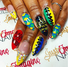 20 black nail artists on instagram who slay the manicure game