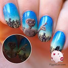 videos of nail art designs at home