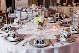 Black Blue And Silver Table Settings Wedding Round Table Centerpieces Gallery Wedding Decoration Ideas