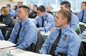 Police Chief Emphasizes Growing Role of Higher Education in Law Enforcement