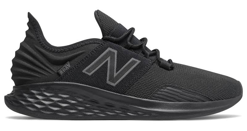 Fresh Foam Running Shoe 14 D/M US in Magnet/Black New Balance from Scrub Market