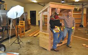 Free Firewood Shelter Plans by How To Build A Firewood Rack