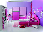 Teen Room ~ Interesting Simple Girl Room Decor Design Ideas With ...