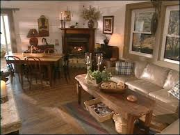 Country Style  With HGTV HGTV - Country house interior design
