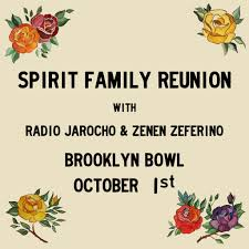 spirit halloween in las vegas spirit family reunion u2013 tickets u2013 brooklyn bowl u2013 brooklyn ny
