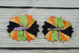 monster mash halloween halloween bargain bows