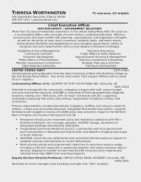 Examples For A Resume by Military To Civilian Resume Sample Certified Resume Writer