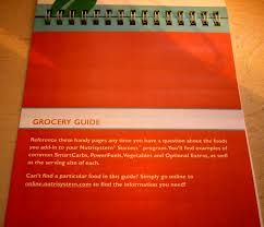 grocery guide top 5 reasons why i love nutrisystem weighing in wednesday
