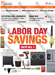 old black friday ads 2017 home depot home depot labor day sale 2017 blacker friday