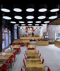 Chinese Restaurant Kitchen Design by Ginyuu A Concept Restaurant In Stuttgart Asian Restaurants