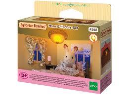sylvanian families home interiors set amazon co uk toys u0026 games