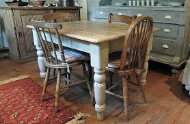 Farm House Kitchen Table For Rustic Farm House Kitchen Style - Farmhouse kitchen tables