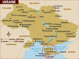 Map Of Russia And Europe by Ukraine U0027s U0027dangerous Game U0027 Why The Crimea Conflict Matters Nbc News