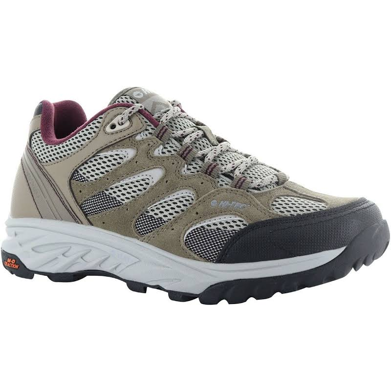 Hi-Tec V-Lite Wildfire Low I Waterproof Taupe- Womens