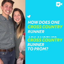 High school runner creates incredible promposal
