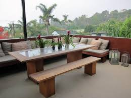 Dining Table With Banquette Outdoor Banquette Seating Ideas U2013 Banquette Design