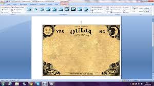 abbie dabbie dooo ouija board halloween party invitations