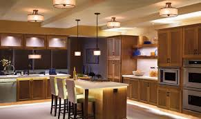 Blue Pendant Lights by Fancy Kitchen Led Ceiling Lights 56 In Blue Pendant Light Fixtures
