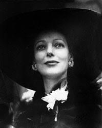 Quiet Desperation (5 February 1961) - Linda Perkins - LY-black-hat