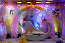 Decoration Themes 2d Barbie Birthday Themes Decoration In Hyderabad Aica Events