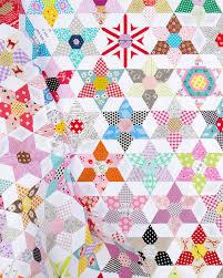 Folk Blossoms  English Paper Piecing EPP Appliqu amp       amp     Wall Pinterest