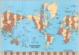 World Time Zones Map by World Population By Time Zone Any Data Availible Skyscrapercity