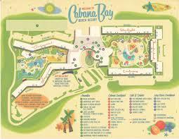 Orlando Universal Studios Map by Review Cabana Bay Beach Resort At Universal Orlando