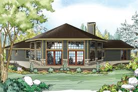 Log Cabin Style House Plans Ranch House Plans Silvercrest 11 143 Associated Designs