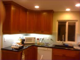 kitchen room overhead can lights bathroom lighting receding