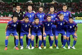Moldova national football team